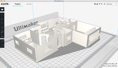 Sechs Gründe, warum jeder Architekt einen 3D-Drucker benötigt - Teil1 3d Modelle, Monitor, House, 3d Printer, Printing, Architecture, Home, Haus, Houses