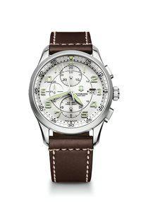 Pánske Hodinky AirBoss 241598 Swiss-made automatický strojček Valjoux 7750, presnosť merania chronografu až 1/4 sekundy, priemer púzdra: ø 42mm