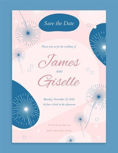 Download this Free Vector about Hand drawn creative wedding invitation template, and discover more than 15 Million Professional Graphic Resources on Freepik. #freepik #wedding #weddinginspiration #weddinginvitation #savethedate #weddingcard #invitation #weddinginvitationtemplates #weddinginvitationdesign #weddinginvitationdiy #weddinginvitationvector #weddinginvitationcarddesign Engagement Invitation Template, Wedding Invitation Card Design, Creative Wedding Invitations, Save The Date Invitations, Watercolor Wedding Invitations, Invitation Cards, Floral Wedding Stationery, Minimal Wedding, Wedding Templates