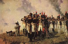 Наполеон на Бородинском поле Верещагин В.В. Верещагин, 1897 г