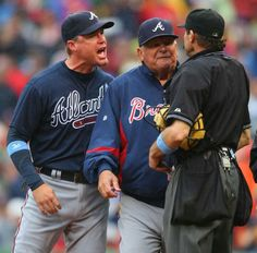 I've never seen chipper this angry and cox this calm