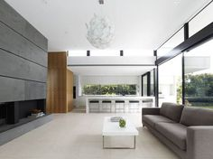 6 Modern Home Interior Design With A Minimalist And Perfect Ideas Home Decorating Minimalist home interior design trends are still popular today. Besides giving a modern impression, minimalist home interior design is also quite easy. Modern Contemporary Living Room, Modern Minimalist Living Room, Living Room Modern, Living Room Interior, Minimalist Interior, Living Area, Living Rooms, Minimalist House, Modern Lounge