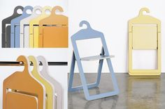 12 Super Useful Space Saving Furniture Designs: The Hanger Chair by Umbra