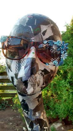 Blue Blooming Marvelous sunglasses