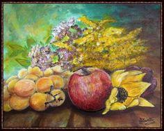 Őszi színek Anna, Painting, Painting Art, Paintings, Painted Canvas, Drawings