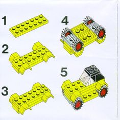 LEGO Blueprints | Custom LEGO instructions and models from Lions Gate Models