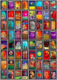 Human Design, Rave I'Ching Card Deck: Lynda Bunnell, editor: Bethi Black, Artist: Kate McCavitt (Original work: Ra Uru Hu): 9780988932326: Amazon.com: Books Human Design System, Tool Design, Card Deck, Deck Of Cards, Tarot, I Ching, Color Inspiration, Astrology, Rave