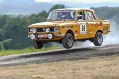 Rallye Moskvitch