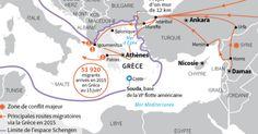 Les risques géopolitiques d'un «Grexit»
