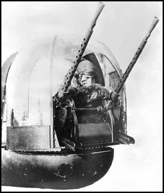 Lancaster 0.50 Cal Machine Gun