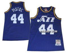 http://www.xjersey.com/utah-jazz-44-pistol-purple-throwback-jerseys.html Only$34.00 UTAH #JAZZ 44 PISTOL PURPLE THROWBACK JERSEYS #Free #Shipping!