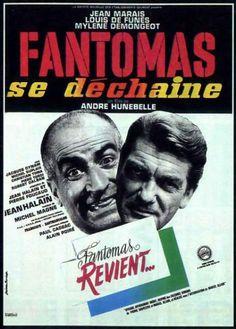 fantômas se de chaîne film   Fantomas se déchaine: