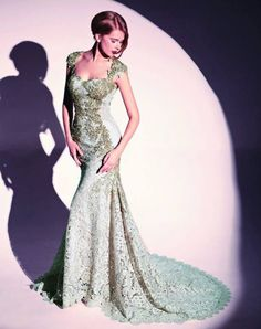 Lavish elegance from haute couture on Danny Tabet | FASHIONMG-STYLE