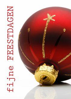 Design Christmas Cards / Kerstkaarten by OTTI www.kaartje2go.nl