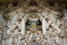 Iglesia del Carmen, San Luis Potosi, Mexico