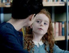 "Claire Randall Fraser (Caitriona Balfe) and Brianna in Episode 207 ""Faith"" of Outlander Season Two on Starz via https://outlander-online.com/"
