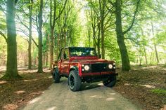 Tophat restored Defender 110 HCPU Suv 4x4, Jeep 4x4, Jeep Truck, Pickup Trucks, Land Rover Defender Pickup, Landrover Defender, Off Roaders, 4x4 Off Road, Land Rovers