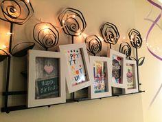Happy Birthday Theme, Frame, Home Decor, Picture Frame, Decoration Home, Happy Birthday Music, Room Decor, Frames, Interior Design
