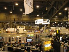 Six Trade Show Tips for Beginners