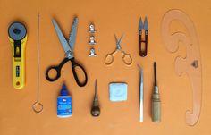 Welches Werkzeug brauchst du im Nähkästchen? www.musterkitz.com/blog Tools, Blog, Tips And Tricks, Nice Asses, Appliance