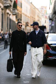 Pink Unicorn - welcome Japan Men Fashion, Europe Fashion, Mens Fashion, Fashion Images, Look Fashion, Fashion Outfits, Men Street, Street Wear, Looks Style