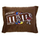 Big Plush M&M's Milk Chocolate Candy Pillow Candy Pillows, Food Pillows, Cute Pillows, Diy Pillows, Throw Pillows, Candy Room, Online Candy Store, Cute Furniture, Big Plush