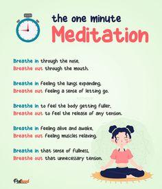 Guided Meditation, Morning Meditation, Meditation Quotes, Healing Meditation, Mindfulness Meditation, Breathing Meditation, Kids Mindfulness, Meditation For Stress, Relaxation Meditation