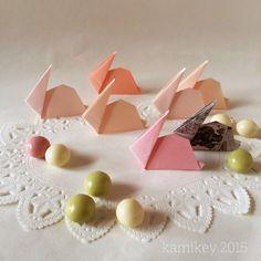 Origamirabo origamilabo: egyszerű nyúl origami!