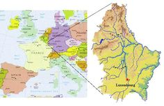 Do you know where Luxembourg is?