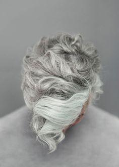 Beauty en gris.