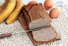 Chleby bananowe są smaczne i czasem bardziej przypominają słodkie ciasto niż chleb. Mają też dużo węglowodanów i raczej mało białka. Pomyślałem – czy da się zrobić chleb bananowy, który nie jest taki…