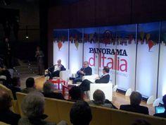 "#Mondadori & #TriumphGroupInt presents ""Panorama d'Italia"" (#panoramaditalia) to relaunch Italian excellence (Ancona, June 04-07, 2014)"