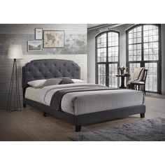 Home Styles 5053 5022 Barnside Metro Bed 2 Night Tables And Chest