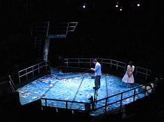 Eurydice. ACT. Scenic design by Matthew Smucker. 2008