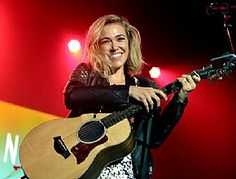 Rachel Platten performs at The Sands Event Center in Bethlehem, Pa., July 15. (Owen Sweeny/Invision/AP) #RachelPlatten #SandsEventCenter