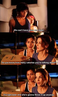 We can't have pizza. ~ Miss Congeniality ~ Movie Quotes Funny Movies, Great Movies, Funny Movie Scenes, Awesome Movies, Love Movie, Movie Tv, Clueless Quotes, Favorite Movie Quotes, Favorite Things