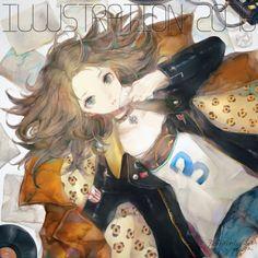 "ILLUSTRATION 2016 ""Congratulations "" ■夜汽車|YOGISYA @YOGISYA"