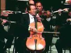 ▶ Dvorak Cello Concerto : Yo-Yo Ma (1/4) - YouTube