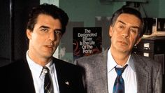 Law & Order  - Chris Noth & Jerry Orbach (The Early Years)