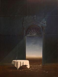Thor Lindeneg, Allegori