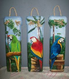 material para pintura em vidro passo a passo - Yahoo Image Search Results Fabric Painting, Painting On Wood, Painted Wine Bottles, Country Paintings, China Painting, Bottle Painting, Decorative Tile, Tile Art, Clay Art