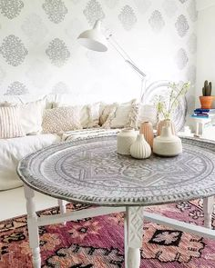9 ways to apply Moroccan style for room decoration - Boho Chic Living Room Moroccan Decor Living Room, Moroccan Room, Moroccan Home Decor, Moroccan Interiors, Moroccan Design, Boho Living Room, Moroccan Style, Living Room Decor, Moroccan Pattern