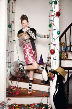 part of kate spade's holiday 2010 campaign