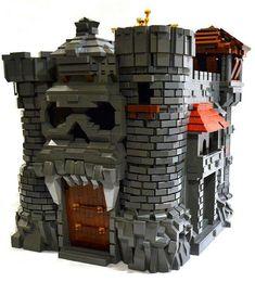 Lego Castle Greyskull