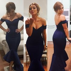 NEW FASHION HOT SALE SEXY DEEP V CUT OUT OUTFIT BACK CHEST HOLLOW BANDAGE NIGHTCLUB O-NECK BODYCON MERMAID PARTY DRESS