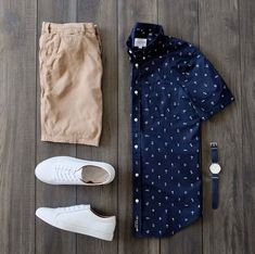 Want cool outfits like this delivered to your door? Try Stitch Fix! Summer Outfits Men, Stylish Mens Outfits, Cool Outfits, Casual Outfits, Men's Outfits, Business Casual Men, Men Casual, Suit Fashion, Mens Fashion