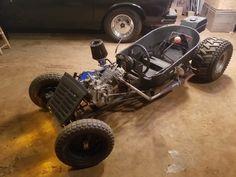 Ratrod Pics – Wheelbarrow Ratrods, Hotrods & More! Go Kart Frame Plans, Go Kart Plans, Custom Go Karts, Soap Box Derby Cars, Drift Trike Motorized, Go Kart Kits, Custom Rat Rods, Go Kart Buggy, Van