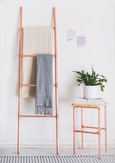 We are so excited to show your our new Spring Summer Collection of Copper & Concrete interiors. These designs started as sketches by Little Deer director -
