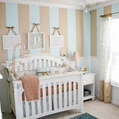 Baby Boy Nursery on a Budget {diy decor}   # Pinterest++ for iPad #