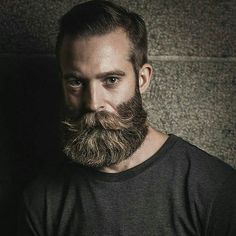 "Beardporn for women and men. on Instagram: ""Double tap if you like @thebeardofkris"""